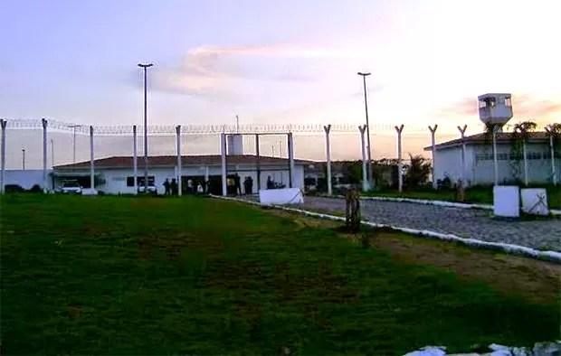 Cadeia Pública de Nova Cruz (Foto: Ademílson Amorim)