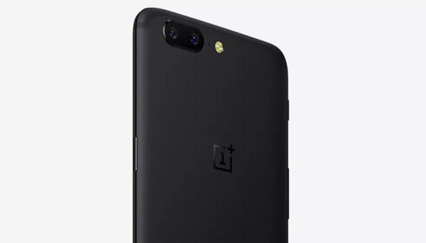 OnePlus 5 tem câmera dupla, assim como iPhone 8 Plus (Foto: Divulgação/OnePlus)