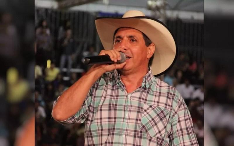 Locutor de rodeio, Ivan Diniz, morre de Covid-19, em Rio Verde — Foto: Instagram/Divulgação