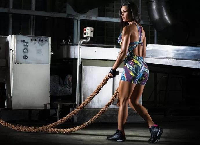 Vamos que vamos, Fernanda! (Foto: Ricardo Ranguetti/MF Models)