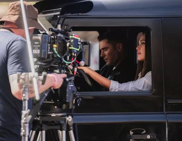 Zac Efron and Jessica Alba star in action video to promote Dubai (Photo: Disclosure/Lila Saifaei)