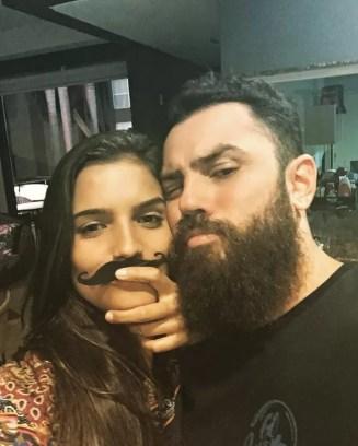 Marcella Barra e Mateus  (Foto: Instagram / Reprodução)