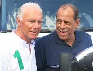 Resultado de imagem para Beckenbauer e carlos Alberto Torres
