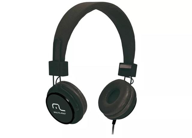 Multilaser valoriza a qualidade de som do Fun, que tem preço acessível e perfil ideal para quem gosta de headphones (Foto: Divulgação/Multilaser)