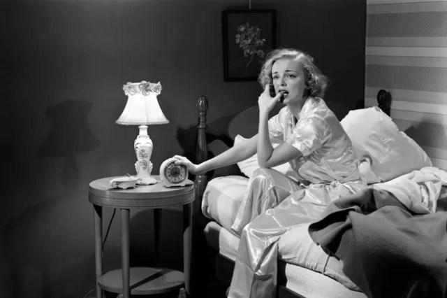 Cientistas apontam os distúrbios do sono como um problema inerente à pandemia. Eles afetam populações em todo o mundo e podem levar os sistemas de saúde a uma crise de atendimento (Foto: H. Armstrong Roberts/ClassicStock/Getty Images)