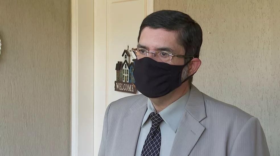 Paulo José Freire Teotônio, promotor de Justiça em Ribeirão Preto, SP — Foto: Aurélio Sal/EPTV