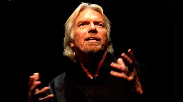 Richard Branson, empreendedor britânico (Foto: Divulgação)
