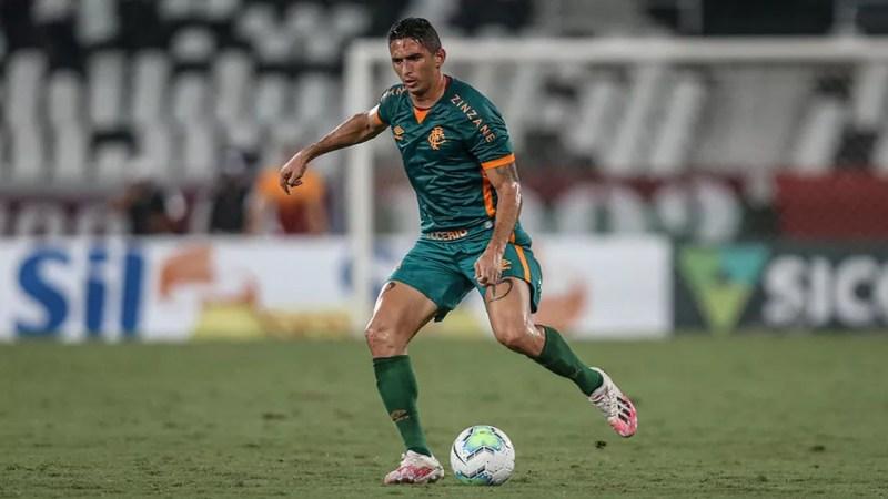 Danilo Barcelos, Fluminense — Foto: Lucas Merçon / Fluminense FC
