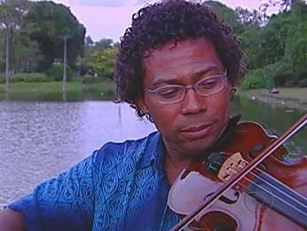 Israel de França - maestro e violinista pernambucano (Foto: Reprodução / TV Globo)