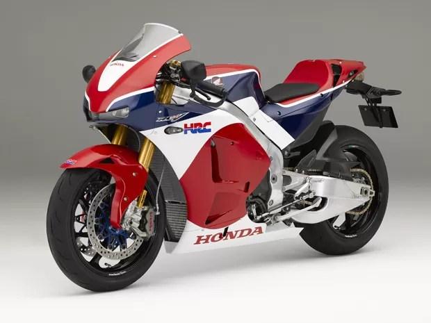 hondarcv_3 - Honda lança modelo derivado da MotoGP por US$ 184.000