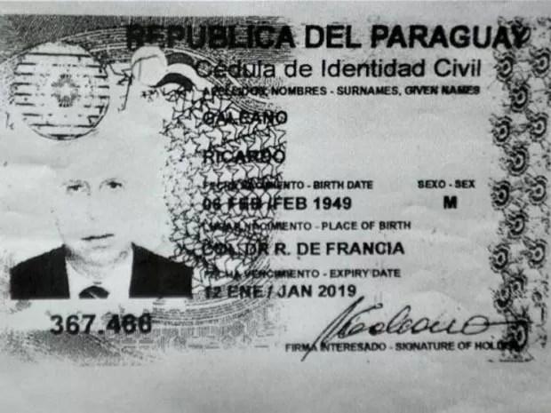 Paraguai investiga uso de documento falso por Roger Abdelmassih (Foto: Reprodução)