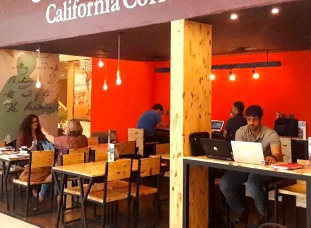 Coworking Paralela (Foto: Reprodução/Facebook)