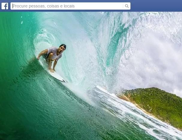 Ricardo dos Santos (Foto: William Zimmermann/Ricardo dos Santos/Reprodução Facebook)