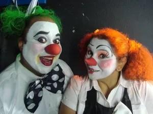 Cleber Couto e Glória Ferreira também são atrações de Show de Surdos (Foto: Divulgação)