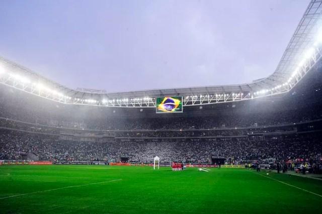 Arena Palmeiras x Internacional (Foto: Marcos Ribolli)