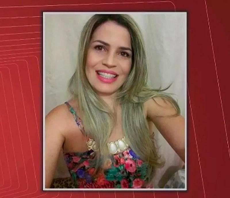 Enfermeira Rosêngela foi encontrada morta dentro de casa — Foto: Reprodução / TV Subaé