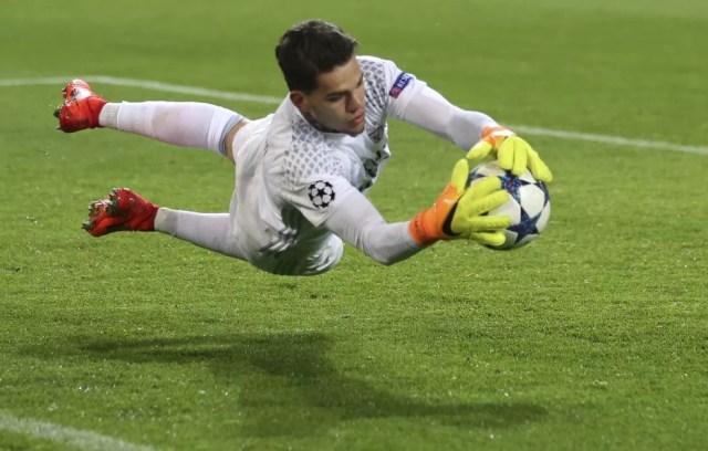 Ederson foi formado na base do São Paulo e agora vai reforçar o Manchester City (Foto: AP )