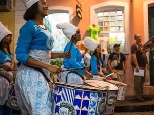 Grupo clicado por Paulo na Bahia (Foto: Paulo del Valle/Divulgação)