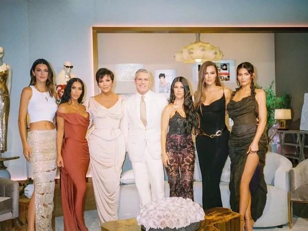 Kardashian-Jenner family (Photo: Reproduction/Instagram)