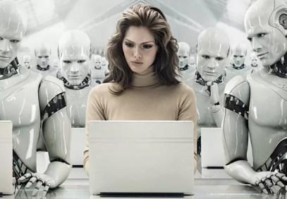 Saber trabalhar com robôs é o emprego do futuro
