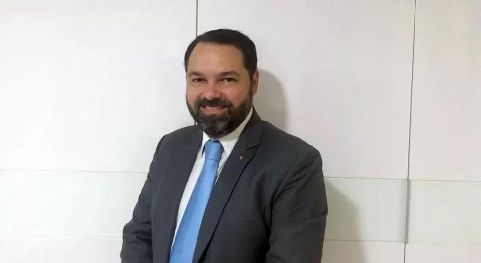 Alexandre Cavalcanti é o candidato da oposição — Foto: Acervo pessoal / Alexandre Cavalcanti