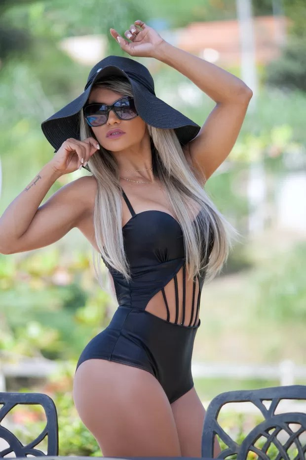 Aline Barreto (Foto: Juliano Simões / MF Models Assessoria)