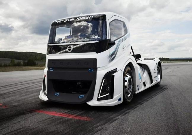 Volvo Iron Knight — Foto: Divulgação