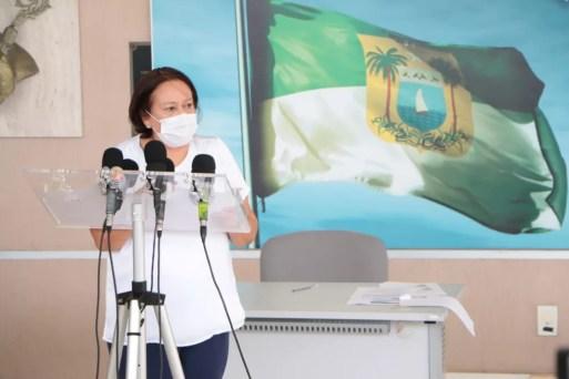 Quem dá o tom é a ciência', diz governadora Fátima Bezerra sobre retomada  das atividades econômicas no RN | Rio Grande do Norte | G1
