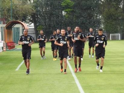 São Paulo quer reação imediata contra o Bahia no Morumbi (Foto: Marcelo Hazan)