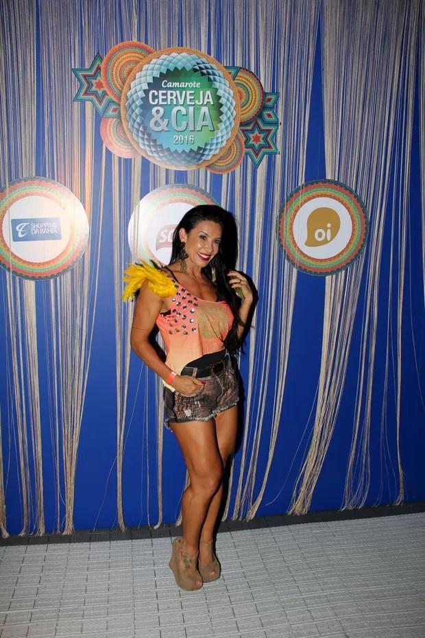 Scheila Carvalho (Foto: JC pereira /Agnews)