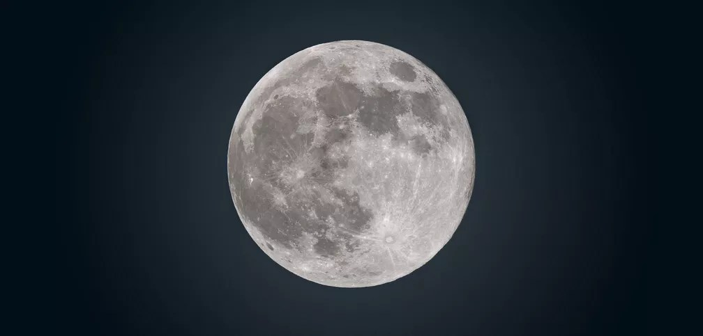 Lua cheia azul (Blue Moon) ocorrerá em 22 de agosto — Foto: Gary Seronik