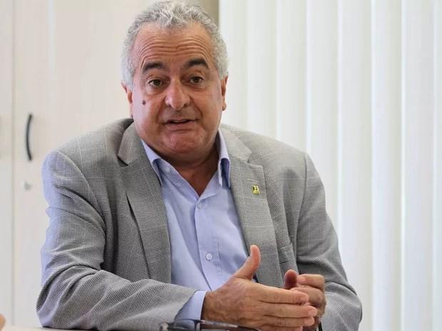 Jorge Kalil, diretor do Butantan (Foto: Marlon Costa/Pernambuco Press)