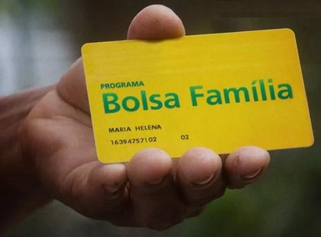 Programa Bolsa Família  (Foto: Reprodução/ Governo Federal)