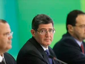 Levy concedeu entrevista durante anúncio da nova equipe econômica (Foto: Reuters)