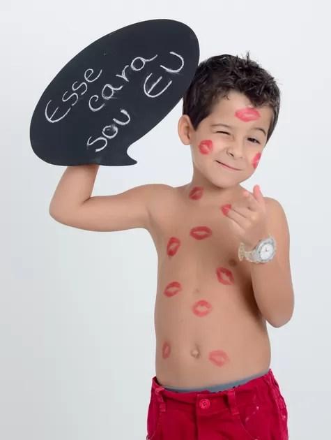 Luiz Felipe Mello, o Junior de 'Salve Jorge' (Foto: Divulgação)