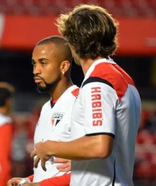 Wesley São Paulo (Foto: Igor Amorim/saopaulofc.net)