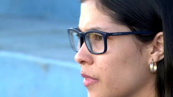 Rafaela Escalante, presidente do Plácido de Castro (Foto: Reprodução/Rede Amazônica Acre)