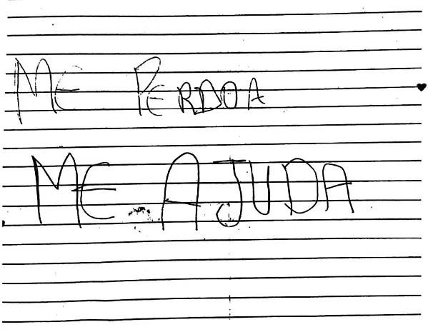 Menina denunciou estupro e pediu ajuda da mãe (Foto: Divulgação/Polícia Militar)