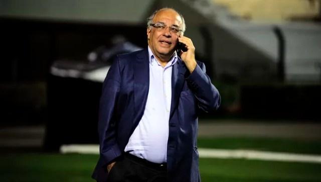 Ataíde Gil Guerreiro, vice-presidente do São Paulo (Foto: Marcos Ribolli)