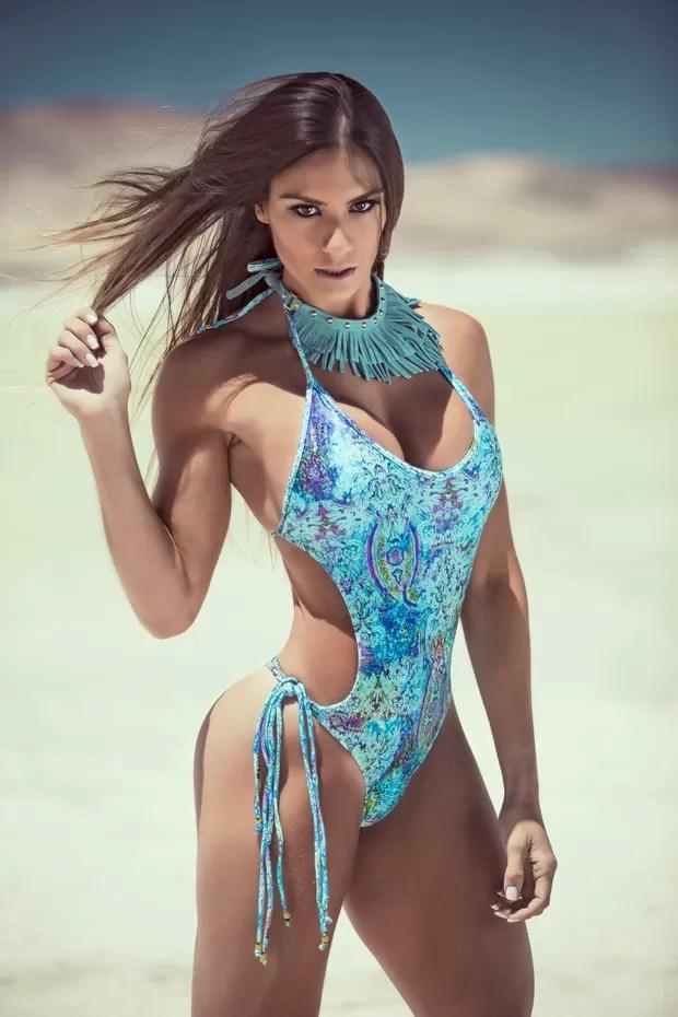 Carol Saraiva (Foto: Samuel Melin / MF Models Assessoria)