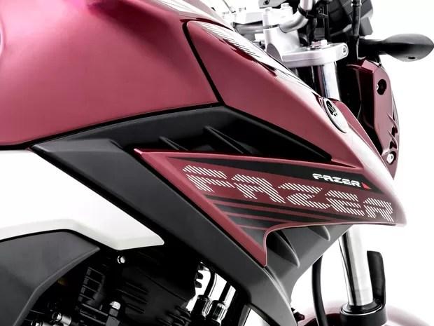 ste_6616 - Yamaha Fazer 250 chega ao modelo 2016 com pequenas mudanças