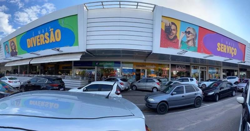 Shopping Cidade Jardim em Natal — Foto: Reprodução
