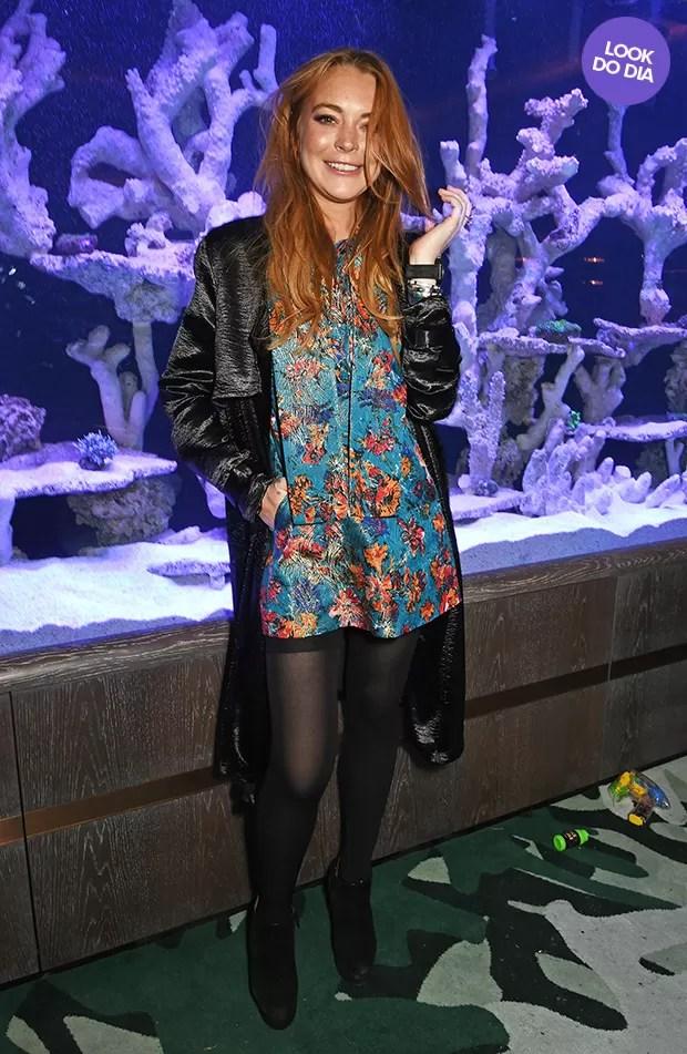 Lindsay Lohan (Foto: Agência Getty Images)