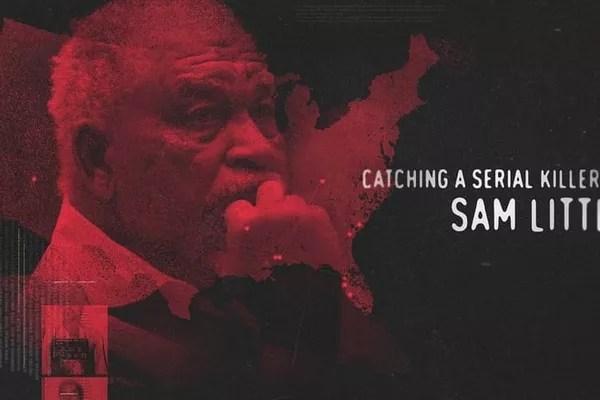 O material de divulgação da série documental Catching a Serial Killer: Sam Little (2020), sobre os crimes do serial killer Samuel Little (Foto: Divulgação)