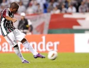 Thiago Carleto, Fluminense x Boca Juniors (Foto: Dhavid Normando / Photocamera)