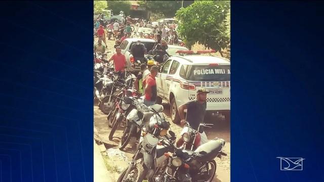 Mortes em Coelho Neto são investigadas pela polícia — Foto: Reprodução/ TV Mirante
