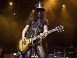 O guitarrista Slash (Foto: Divulgação/Facebook do artista)