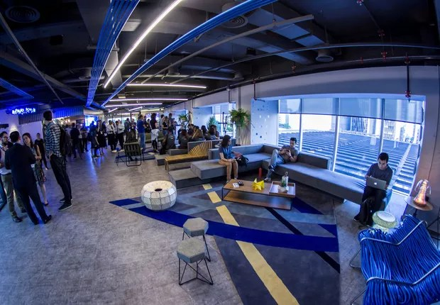 Estação Hack (Foto: Marco Torelli/Facebook/Divulgação)