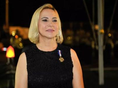 Ex-primeira-dama de Mato Grosso, Roseli Barbosa  — Foto: Mayke Toscano / Secom-MT