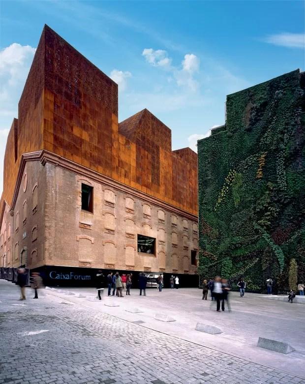 A arquitetura dos últimos 40 anos (Foto: Alamy)